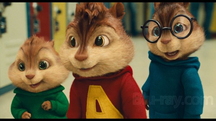Alvin and pictures of chipmunks the