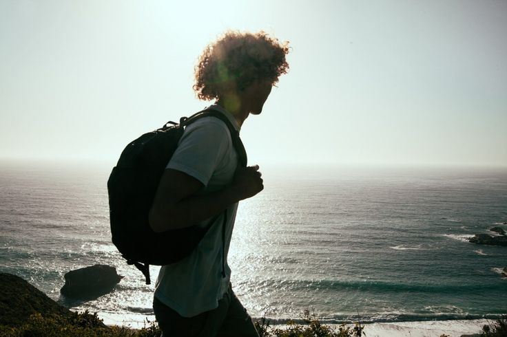Hiking.  12 Ways To Exercise Without Even Realising You're Burning Calories - Toat