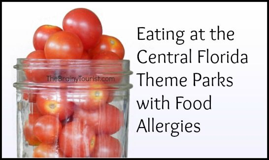 Whether you're eating gluten-free at Disney or avoiding allergens at SeaWorld, we've got you covered! Vacationing should be fun and carefree and nothing ruins your fun like having an allergic reaction to something you ate. We know your pain, we are a food allergy family, too! We contacted the major theme parks in Central Florida …Amy Tyndall