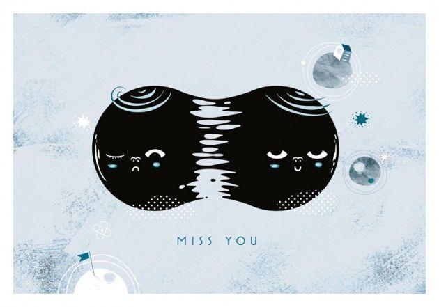 Miss you [R. Hikimi Blefari]