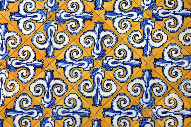 Lisbon_Portuguese tiles