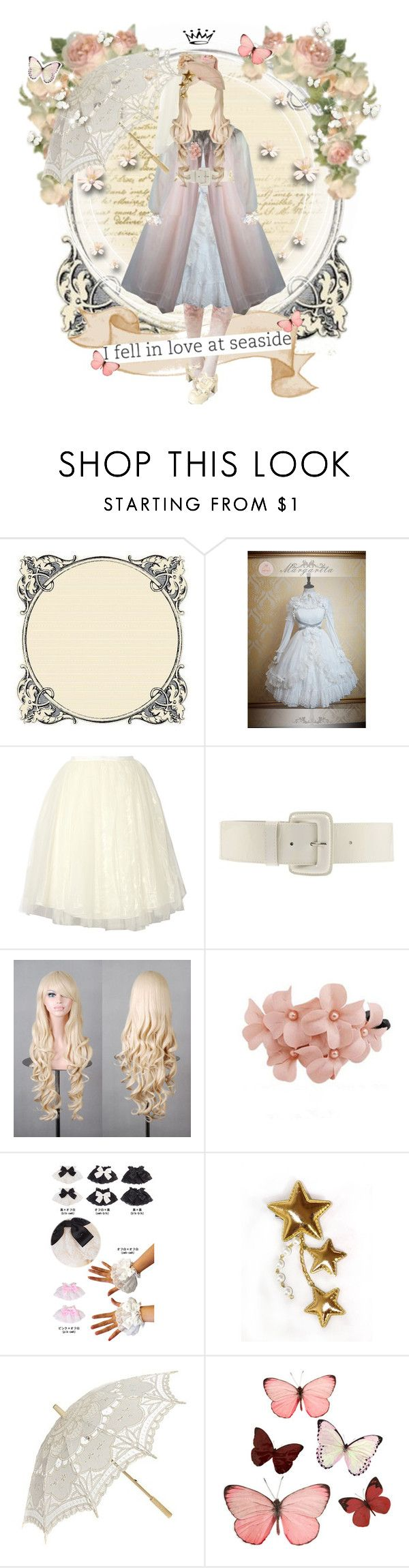 """""""The Pink Pirate Princess"""" by koneji ❤ liked on Polyvore featuring Alice + Olivia, The 2nd Skin Co., Bodyline, Leisureland, H&M, women's clothing, women, female, woman and misses"""