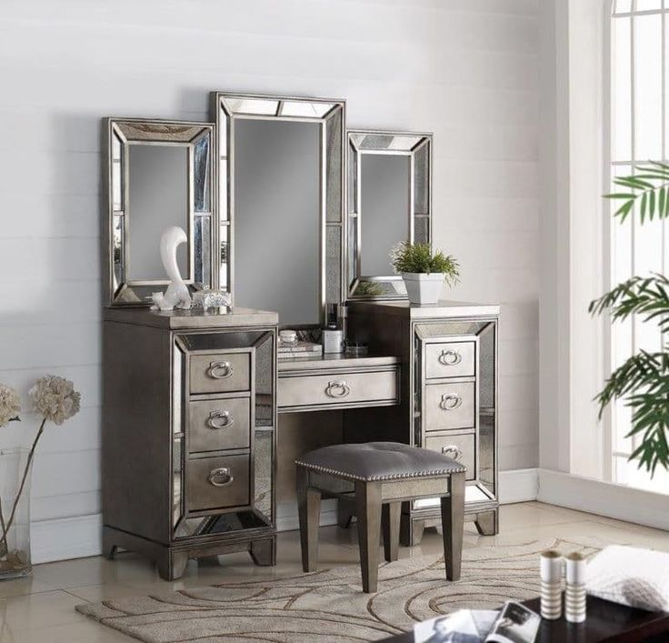 Lennox Vanity By Dickson Furniture Industries. Get Your Lennox Vanity At  Exclusive Furniture, Houston TX Furniture Store.