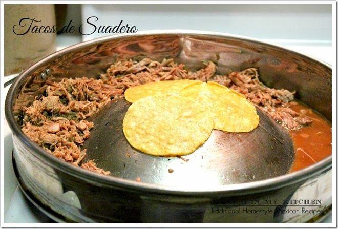 Tacos Mexicanos de Suadero :)) Yummiii