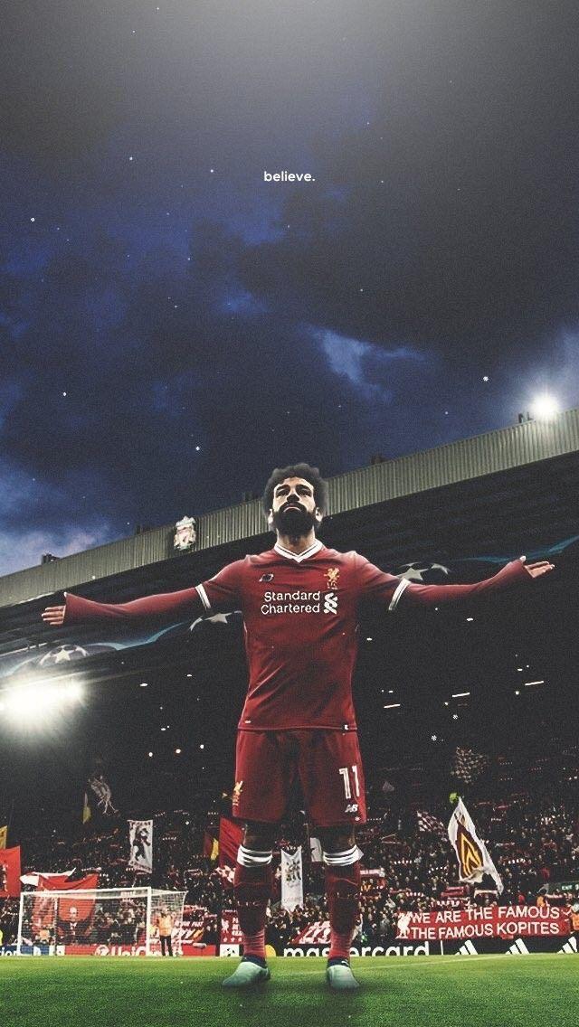 أجمل خلفيات محمد صلاح ليفربول 2019 Tecnologis Salah Liverpool Mohamed Salah Liverpool Liverpool Soccer