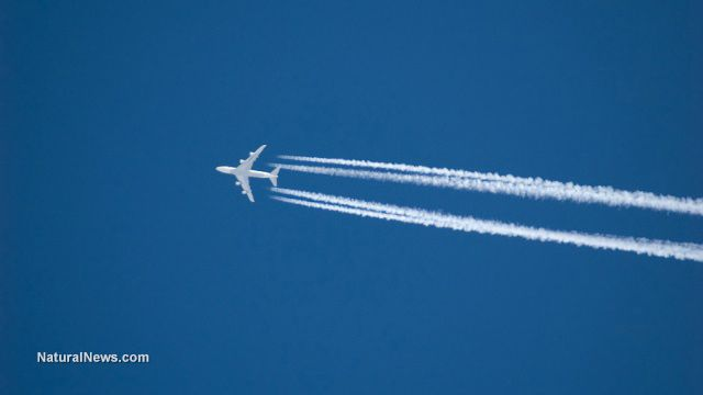"How to stop geoengineering in your community - and why you should care | —""More individuals around the world are looking skyward with concern at the increasingly frequent crosshatch patterns left by planes. Oftentimes dismissed as contrails, mounting evidence of toxic chemicals in our air, water supply and soil indicate otherwise.""  Learn more: http://www.naturalnews.com/045701_geoengineering_chemtrails_community_activism.html#ixzz35YiBrdFn"