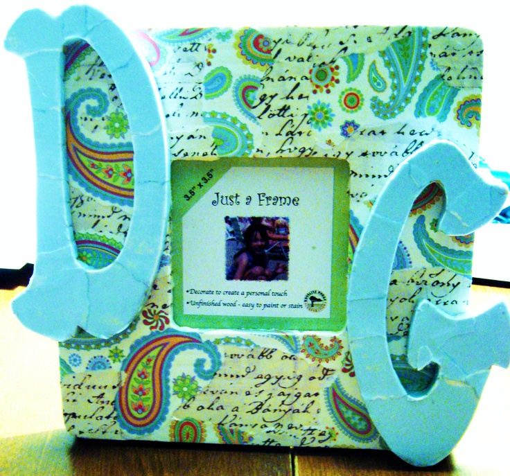 DIY Baby Picture Board Book