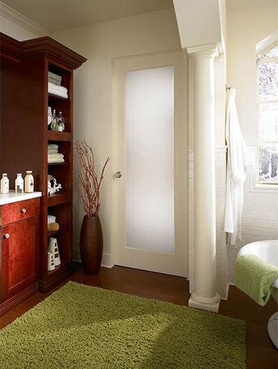 I want this door for the master bath..