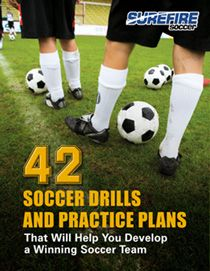 free ebook ...42 Soccer Drills and Practice Plans