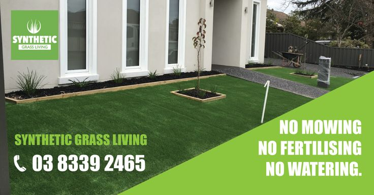 Synthetic Turf is becoming popular replacement to real grass in Melbourne. As normal grass need more time and high maintenance. Fake Grass is the way to go. We supply our Artificial Grass to the public, trades and commercial projects throughout Melbourne & Victoria.  #SyntheticGrass #ArtificialGrass