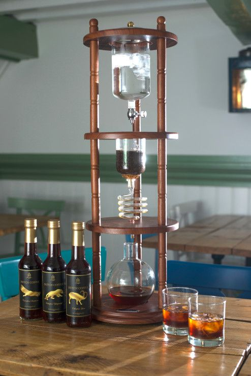batavia dutch coffee leiden netherlands holland cold ice drip sprudge