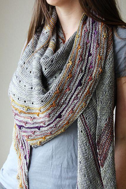 Ravelry: Solaris pattern by Melanie Berg