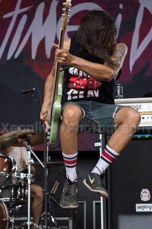 slipknot vans warped tour 2018