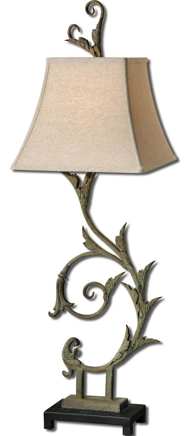 28 best Table Lamps images on Pinterest   Blue table lamp, Table ...