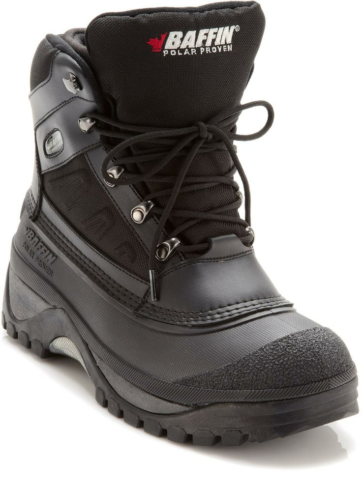 Rated to keep your feet warm down to -40°F, the Baffin Edge Boots are built for snowshoe treks and midwinter hikes. #REIGifts