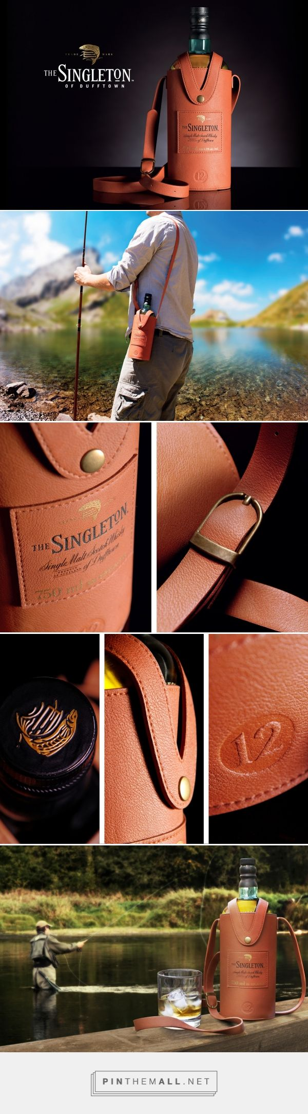 The Singleton - Limited Edition Gift Pack - Packaging of the World - Creative Package Design Gallery - http://www.packagingoftheworld.com/2017/02/the-singleton-limited-edition-gift-pack.html