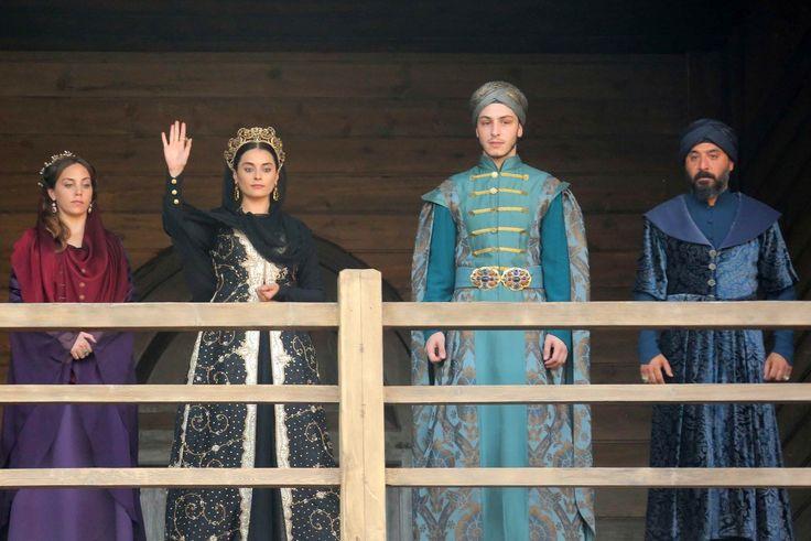 boran kuzum muhteşem yüzyıl kösem sultan mustafa Muhteşem Yüzyıl Kösem