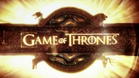 "Even though the hit series ""Game of Thrones"" won't be back until nine more months, the production is set to start this July. Along with that, three new casts have been filled up.: Title Sequences, Logo, Games Of Thrones, Tv Show, Movie, The Games, Tv Series, Popular Books, Game Of Thrones"