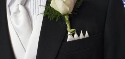 How to Attach a Wedding Lapel Flower | eHow