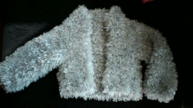 Chaqueta lana marta