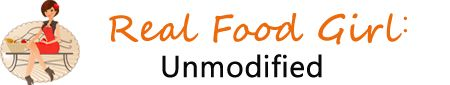 """The """"Help Me! Series"""" Chapter 1: I'm Overwhelmed!   RealFoodGirl:Unmodified"""
