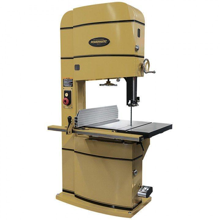 Powermatic PM2415B-3 24'' Bandsaw, 5HP, 3-Phase, 230/460V