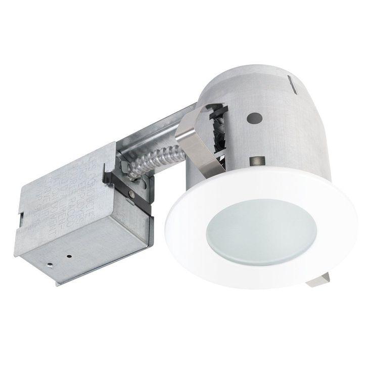 """Bathroom 4"""" Recessed Lighting Kit"""