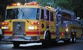 Tower Ladder One is assigned to Thornwood Fire Department in Thornwood, NY