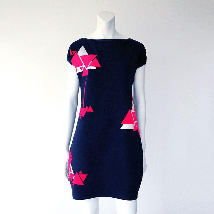 Smart dress TRIANGLE | Šlupik.cz