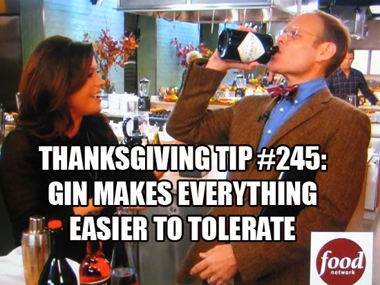 The Top Ten ways to cope with Thanksgiving stress - Humor Is Contagious