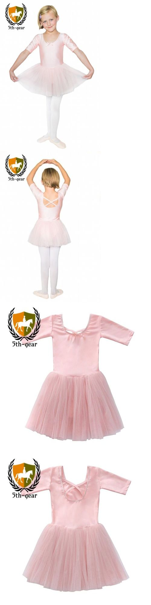 Dancewear: Stelle Toddler Girls Cute Tutu Dress Leotard For Dance, Gymnastics And Ballet -> BUY IT NOW ONLY: $32.35 on eBay!