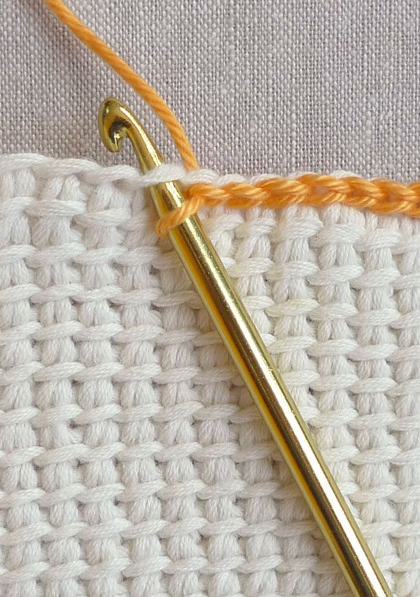 Tunisian Crochet Washcloths  Think this stitch would be nice in a simple lap blanket.