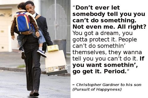 Pursuit happyness movie review essay