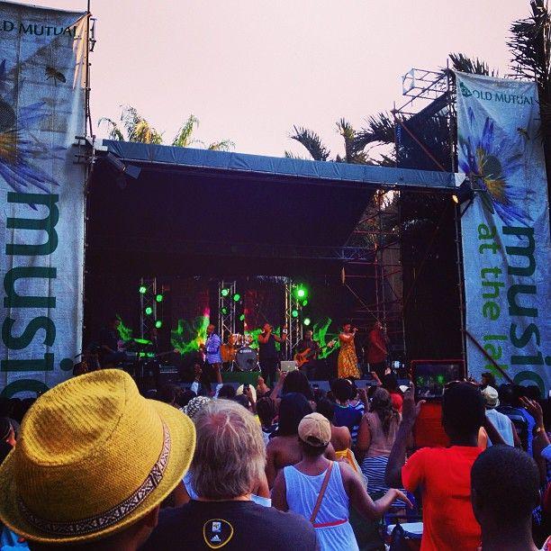 Mafikizolo on stage #musicatthelake #durban #iphoneza #instamemories