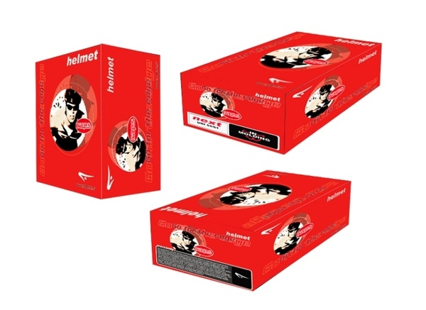 Designer : Alvin Gilbert Dc. Gonda abugonda@yahoo.com  Box Packaging.