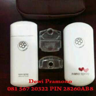 Perbandingan Tabung Air Nano Spray Versi 1 dan 2