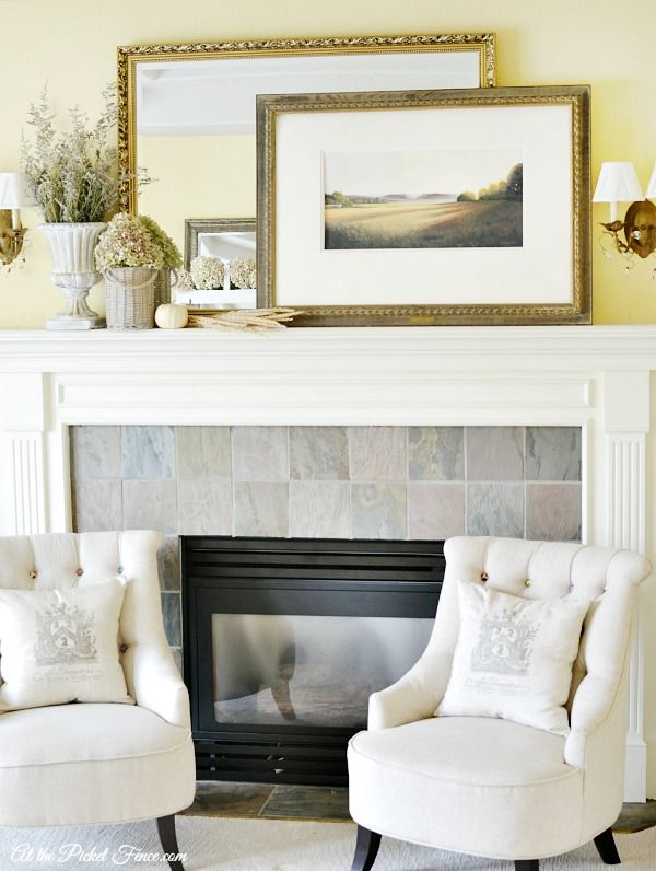 14 Best Images About Over The Fireplace On Pinterest