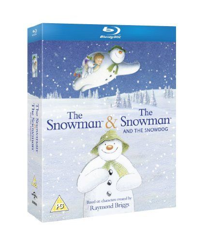 From 7.93 The Snowman / The Snowman And The Snowdog [blu-ray] [1982]