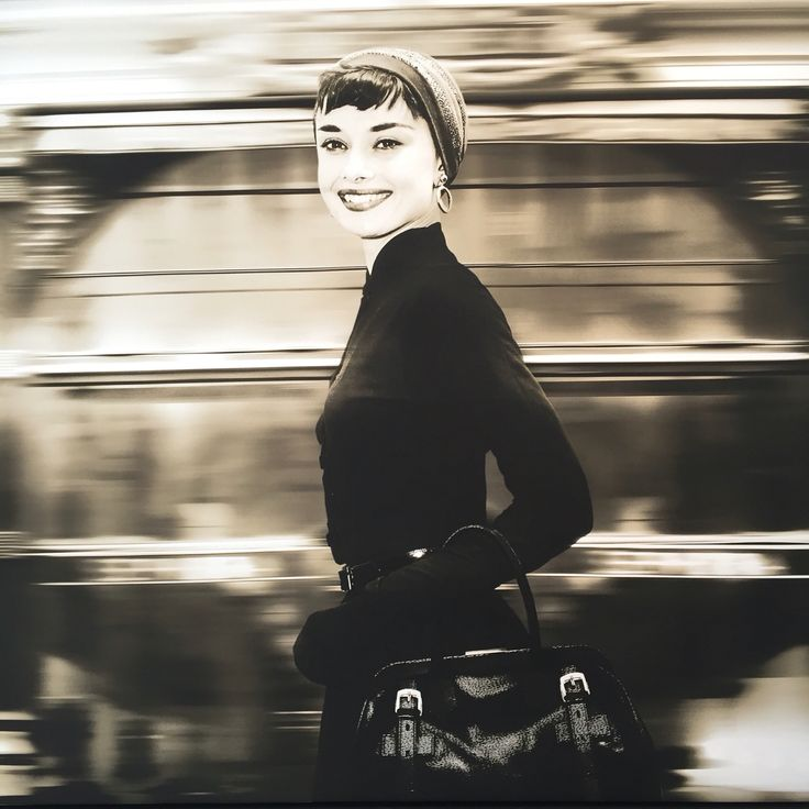 Audrey Hepburn by Axel Crieger