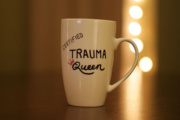 Emergency Department nurse mug