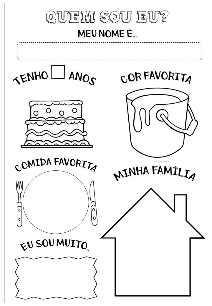 Slide1 Jpg 720 1040 Projeto Identidade Educacao Infantil