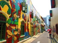 Arab Street #Singapore #jsiglobal