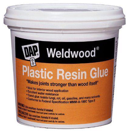 Dap 00204 Weldwood Plastic Resin Glue 4 5 Pound Amazon