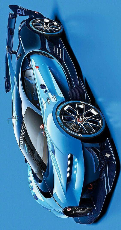 Bugatti Vision Gran Turismo & # 39; & # 39; MUSS 2017 das beste neue Konzept sehen   – Auto Design Ideen