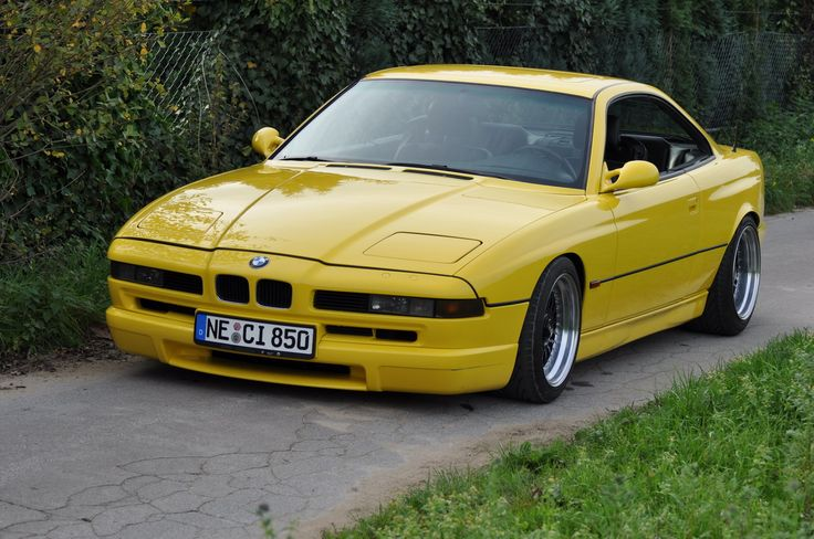 bmw 850 csi | 1992 / 1996) BMW 850 CSi - Dark-Cars Wallpapers