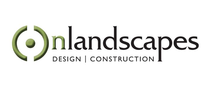 On Landscapes logo design