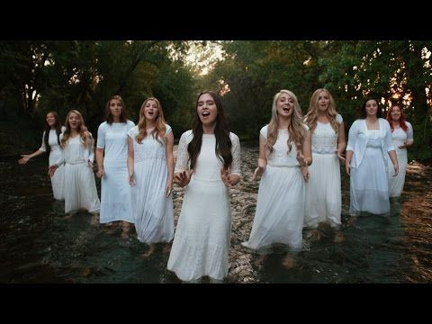 BYU Noteworthy Performs Beautiful 'Amazing Grace My Chains Are Gone' Cover | fascinately | fascinatingly shareable.