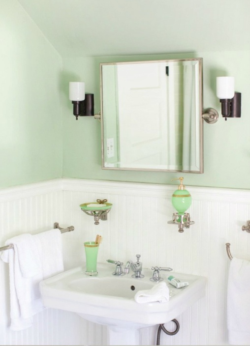 The 25 Best Mint Green Bathrooms Ideas On Pinterest Green Bathroom Colors