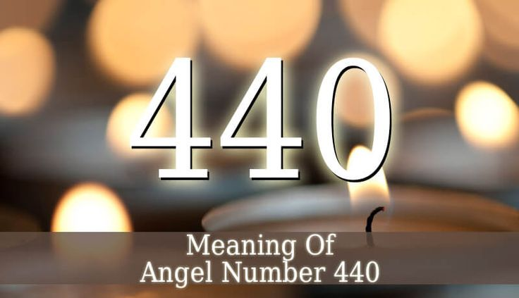 440 Angel Number – this number is a combination of 2 powerful numbers, 4 and 0. The number 4 appearing twice, enhances and even doubles it's influence.
