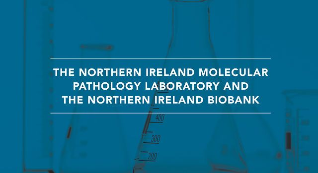 The video we made for the launch of the Northern Ireland Molecular Pathology Laboratory and Biobank.